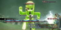 List of Final Fantasy XIII enemy abilities/Gallery