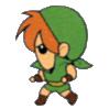 FF1 Thief V-Jump