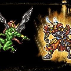 Gilgamesh & Enkidu (Ultimate +).