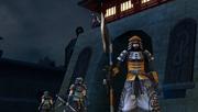 Wutai troops