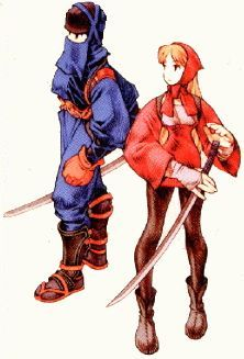 Ninja (Tactics) | Final Fantasy Wiki | FANDOM powered by Wikia