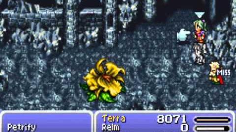 Final Fantasy VI - HP Bug
