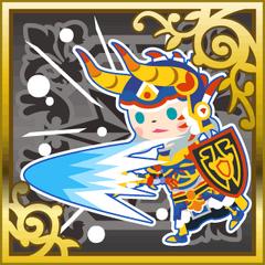 Warrior of Light I (SR).