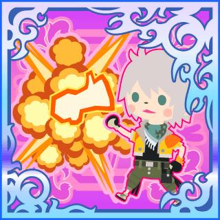 Explosive Fist (SSR).