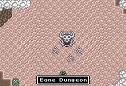 FFMQ Bone Dungeon