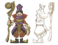 Esto Gaza Bishop FFIX Art