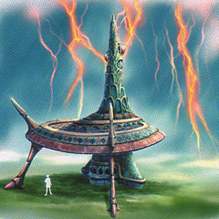 Thunder Plains Lightning Tower.
