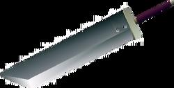 Buster sword 2 FF7