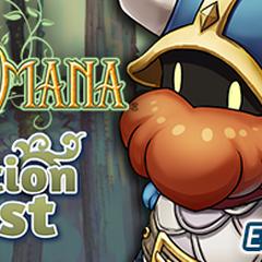 <i>Adventures of Mana</i> Collaboration Quest.