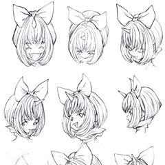 Eiko Carol Faces.