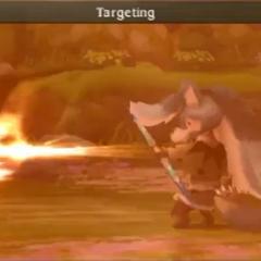 Targeting.