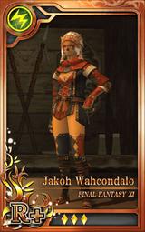 FF11 Jakoh Wahcondalo R+ L Artniks