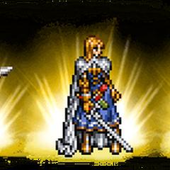 Ultimate++ Wiegraf, Knight, & Monk.
