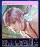 FFXIII-2 Steam Card Academia.png
