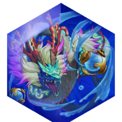 Seiryu's phantom stone (Rank 5).