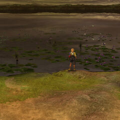 Moonflow in <i>Final Fantasy X</i>.