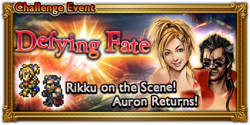 FFRK Defying Fate Event