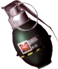Grenade Item FF7