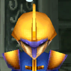 Render of a Baron guard (DS/iOS).