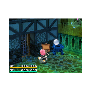 First appearance of the magicite switches.