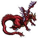 FFRK Red Dragon FFVII