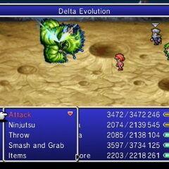 Delta Evolution.