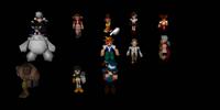 Debug Room (Final Fantasy VII)/Field Room