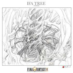 Iifa Tree Trunk.