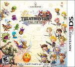 Theatrhythm Final Fantasy Cover