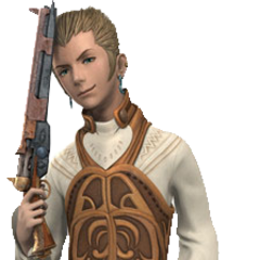 CG of Balthier in <i><a href=