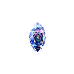 Faris's Memory Crystal.