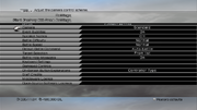 FFXIII PC Settings Menu