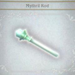 Mythril Rod in <i>Bravely Default</i>.