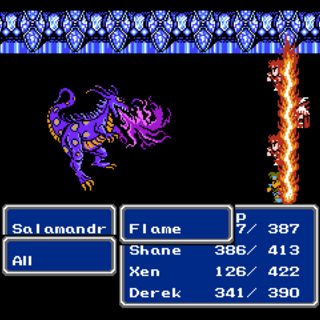 Flame (NES).