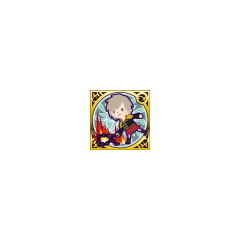 Elementalash (Fire) in <i>Final Fantasy Airborne Brigade</i> (SR+ Legend).