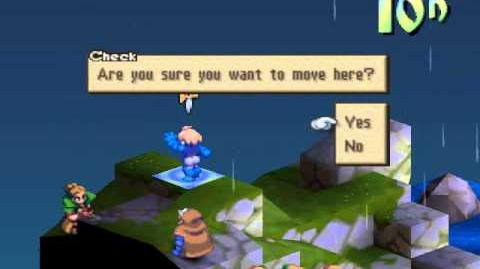 Final Fantasy Tactics - Jump Glitches