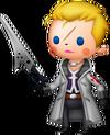Seifer dans Theatrhythm Final Fantasy