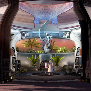 Siren in <i>Final Fantasy XIII</i>.
