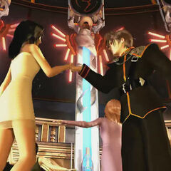Squall and Rinoa dancing to the <a href=