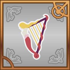 Requiem Harp (N).