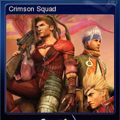 Crimson Squad.
