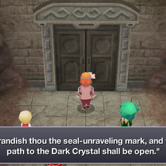 Sealed Cave in <i>The After Years</i> (iOS).