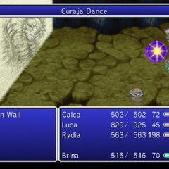 Curaja Dance.