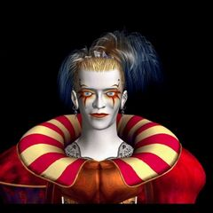 Kefka in a CG render from <i><a href=