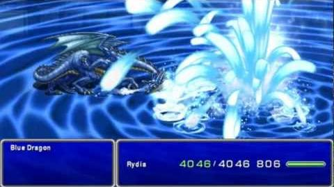 Final Fantasy IV Complete Collection Summons - Leviathan