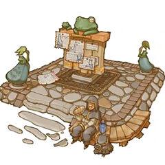 Frog Board.