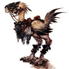 Chocobos as seen in legacy <i><a href=