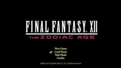 FFXII The Zodiac Age - 100% Great Trango with RNG Manipulation