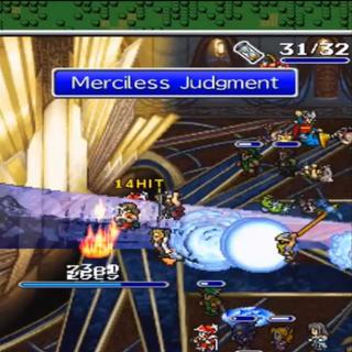 Merciless Judgment.