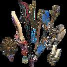DFF2015 Weapon Pack III Firion